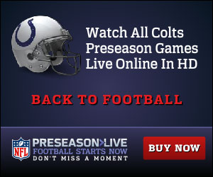 Colts Preseason Live